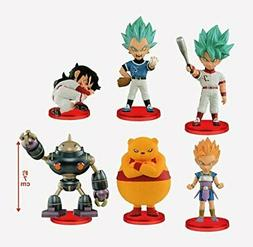 Dragon Ball super-World Collectible figures vol.8 ~6 types s