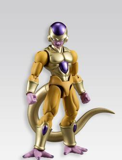 Dragon Ball Z Dragon Ball Super Shokugan Shodo Gold Frieza 3