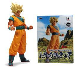 Dragon Ball Z Master Stars Piece the Son Gokou Action Figure