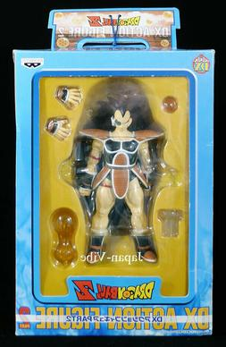 "Dragon Ball Z Raditz DX 5"" Action Figure Banpresto 2004 Priz"