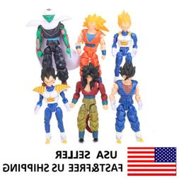 Dragon Ball Z Son Goku Super Saiyan Goku Piccolo Action Figu