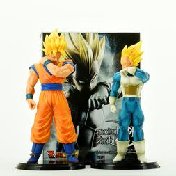 Dragon Ball Z Super Saiyan & Goku Son Gokou Vegeta Action Fi