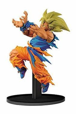 Banpresto Dragon Ball Z World Figure Colosseum Goku SS Norma