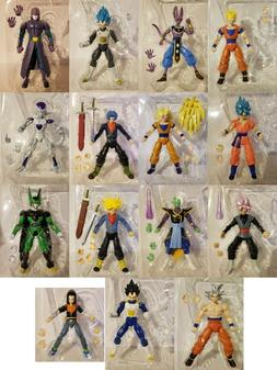 Bandai Dragon Stars Action Figures | Ball Z Super | COMBINED