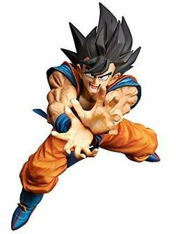 Banpresto dragonball Z Kamehameha Wave Son Goku Action Figur