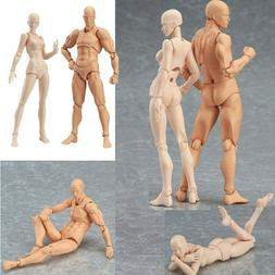 Drawing Figures For Artists Action Figure Model Human Manneq