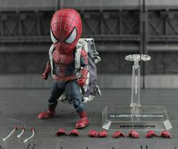 EGG attack Action The SPIDER MAN 2 With Backpack PVC Figure