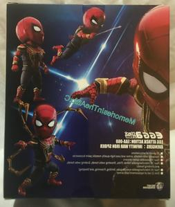 Beast Kingdom Egg Attack PX Exclusive Iron SpiderMan Avenger