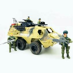 Fycooler Elite Desert Force Armored Military Vehicle Tank,Ar