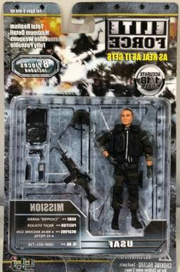 "BBI Elite Force 1:18 ""Chopper"" Harris Night Stalker"