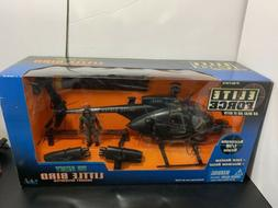 bbi elite force 1 18 Little Bird Assault Helicopter Model Ne