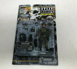 BBI Elite Force 1:18 Marvin Martinez Navy Seal Combat Diver