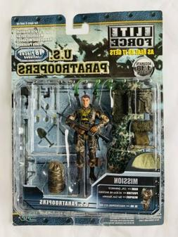 BBI Elite Force 1:18 WWII US Paratroopers 82nd Airborne Cpl.