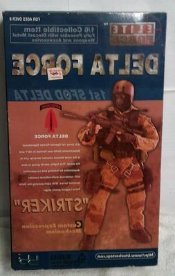 "BBI Elite Force 1/6 Scale 12"" 1st SFOD Delta Force Striker A"