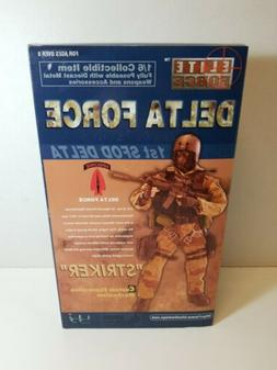 "BBI Elite Force 1/6 Scale 12"" 1st SFOD Delta Force Striker A"