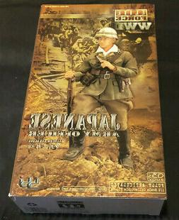 Elite Force BBI 1/6 Scale WW2 Japanese Army Officer Major Na