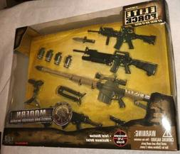 Elite Force 12 Inch 1/6 Modern Jungle Ops Support Weapon Set