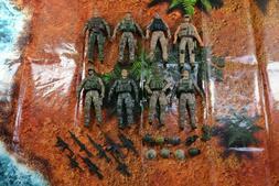 BBI Elite Force 8 Action Figure Lot Special Forces 3 3/4 3.7