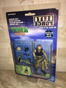 ELITE FORCE ARMY DESERT OPS ACTION FIGURE