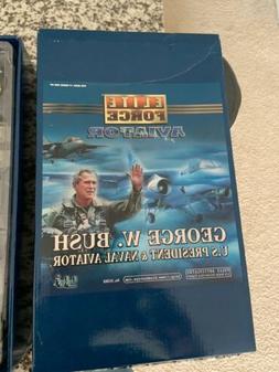 Blue Box Elite Force Aviator: George W. Bush U.S. President