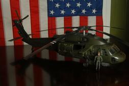 BBI Elite Force Blackhawk Helicopter 1/18 GI Joe