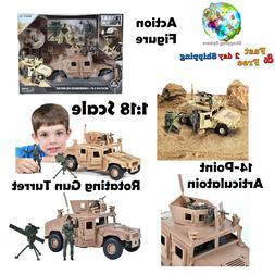 Elite Force Humvee Vehicle Toy Display Military Adventure To