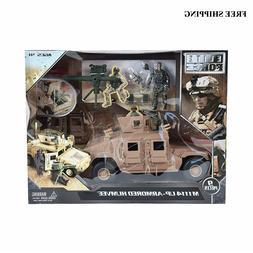 Sunny Days Entertainment Elite Force Humvee Vehicle Toy Free