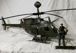 Bbi Elite Force Kiowa Recon Helicopter 1:18 Scale