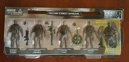 Elite Force Marine Force Recon 5 Figure Pack