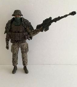 Elite Force Marine Sniper Action Figure 1/18 Force Recon 3.7