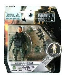 Elite Force Navy Seal Driver | Military Action Figure Codena