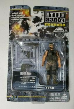 BBI Elite Force Navy Special Ops William Thomas action figur