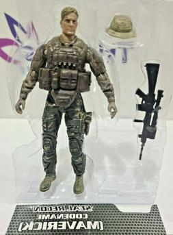 "Elite Force - Seal Recon MAVERICK 4"" Figure Loose Navy SEALS"