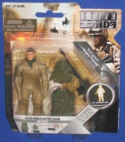 """Elite Force Snake 3.75"""" Action Figure 2017 MOC Navy Desert S"""