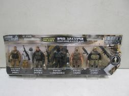 Blue Box Elite Force Special Ops Navy Seals and Delta Force