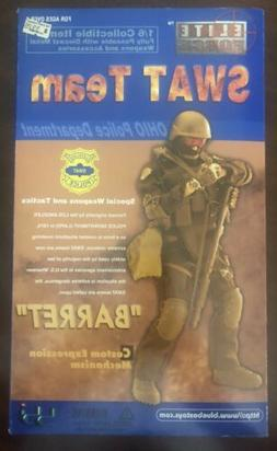 "Elite Force~Swat  Team~1/6 Scale 12"" Action Figure~Ohio Poli"