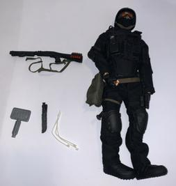 Elite Force SWAT Team 1/6th Scale Action Figure Cleveland PD