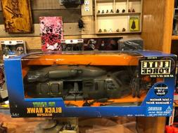 Elite Force US Army Blackhawk Helicopter 1/18 Scale NEW IN B