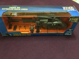 Elite Force US Army Kiowa Recon Helicopter BBI 1/18 MIB