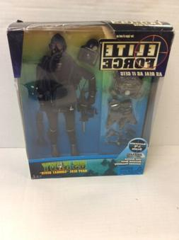 Elite Force US Navy Combat Diver 1/6 Scale New Unopened Rare