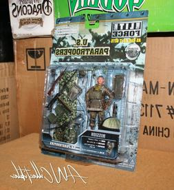 bbi Elite Force US Paratroopers 1/18 Scale CAPT. CLEARY Acti
