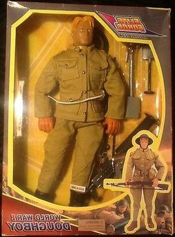 Elite Force World War I Doughboy 12 Inch 30cm Action Figure