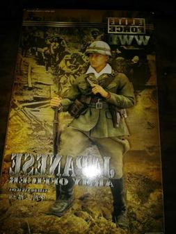 "Elite Force WW2 Japanese Army Officer ""Saburo Nakagawa"""