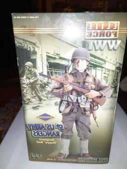 Elite Force BBI WWII 5th Army Rangers D-Day 1/6 Scale Sgt. H
