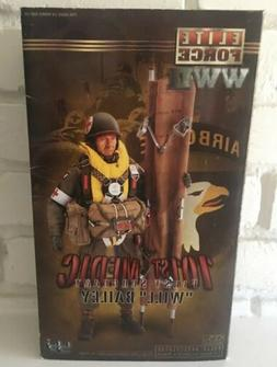 Elite Force WWII Airborne 101st Medic First Sgt Bailey 1:6 1