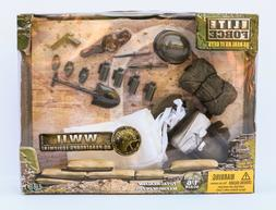 "Elite Force WWII US Paratroopers Equipment ""Accurate 1/6 Sca"