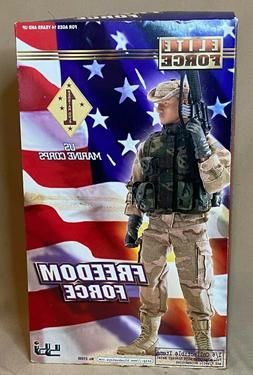 Elite Freedom Force US Marine Corps Persian Gulf Action Figu