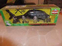 "Elite Operations BLACK HAWK HELICOPTER,  3.75"" Action Figure"