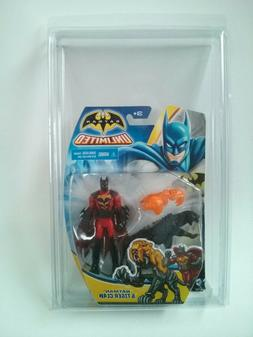 Empty Batman Unlimited DC Comics 4 Inch Action Figure Protec