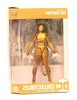 DC Collectibles Essentials: Cheetah Action Figure, Multicolo